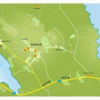 Karta Raggsjöliden