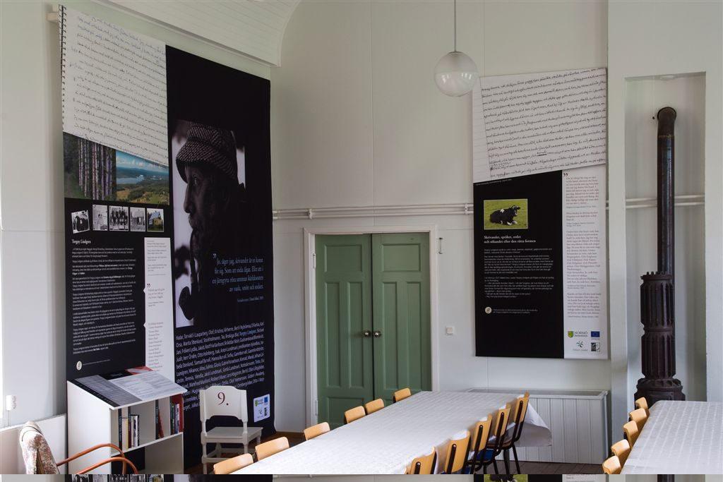 Utställning Torgny Lindgren Raggsjö